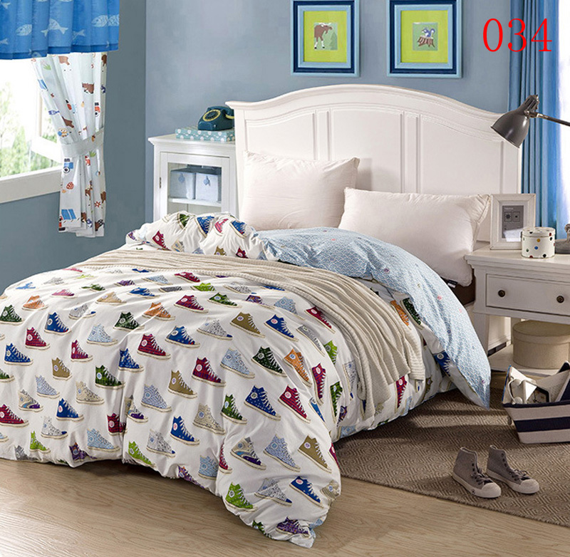 1Pcs Cotton Duvet Cover Twin Full Queen King Comforter Cover Bedroom Single  Double Bed Quilt Cover. Popular Twin Comforter Covers Buy Cheap Twin Comforter Covers lots