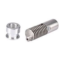 Stainless Steel J-Head Extruder for 3D Printer