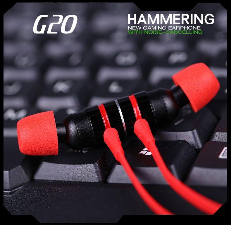 PLEXTONE G20 In-ear Earphone for Phone Computer stereo gaming PLEXTONE G20 In-ear Earphone for Phone Computer stereo gaming HTB10EMYQpXXXXXZaXXXq6xXFXXXt