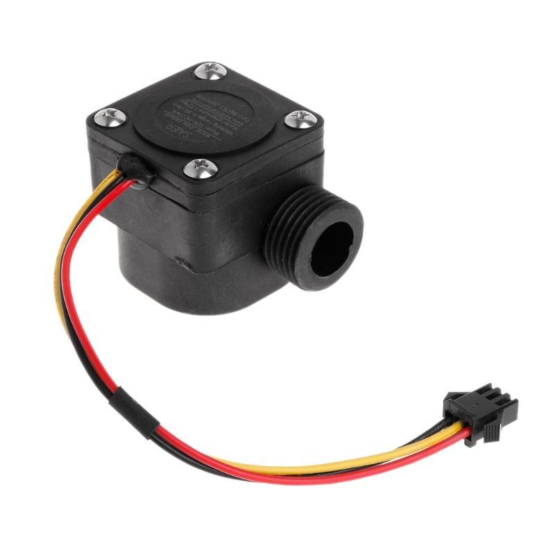 G1/2 1-30l/min Dc5v Wasser Flow Sensor Durchflussmesser Halle Fluss Sensor Wasser Control 1.75mpa Zähler Schalter Für Arduino Messung Und Analyse Instrumente