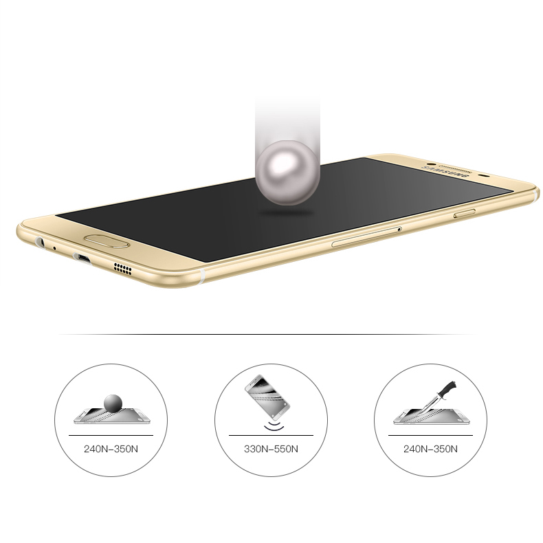 Mocolo 9H 0.33mm Full cover Tempered Glass For Samsung Galaxy A3 A5 A7 17 Screen Protector For Samsung Galaxy A3 A5 A7 cover 9