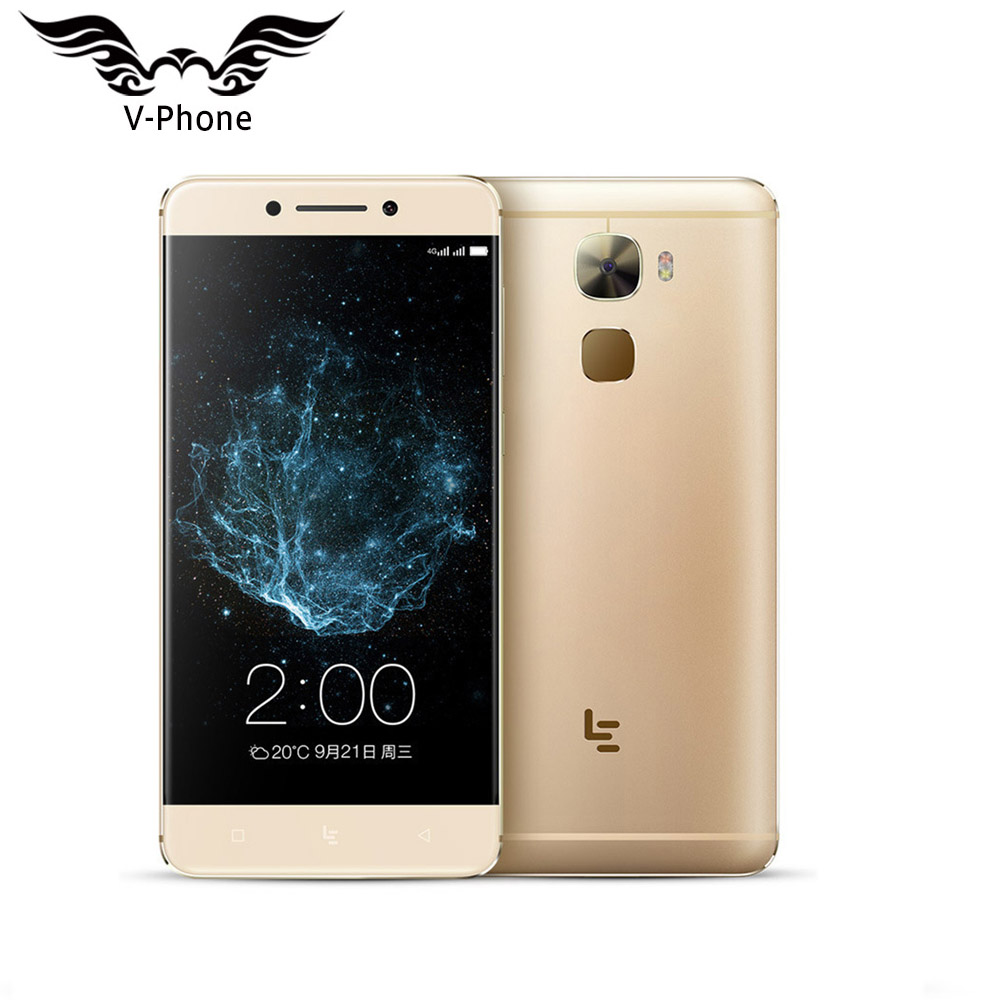 New Original LeEco Letv Le Pro 3 Elite X722 6GB 64GB Android 6.0 FDD LTE Snapdragon 820 Mobile Phone 5.5 16MP Fingerprint