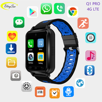 4G smart watch Men Kids MTK6737 Android 6.0 1GB/8GB relogio inteligente SmartWatch Q1 Pro 720mAH for iOS Android Samsung Xiaomi