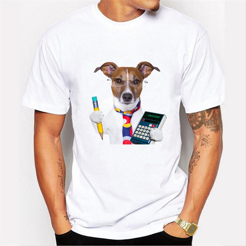 New arrival Fashion Crazy much white collar dog doge animal print 3d T-shirt men/women funny casual 3d top tees 68-13#