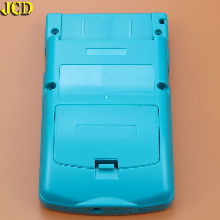 Image 2 - JCD 1pcs Housing Shell Cover for Nintend GameBoy Color for GBC Housing Case Pack-in Cases from Consumer Electronics