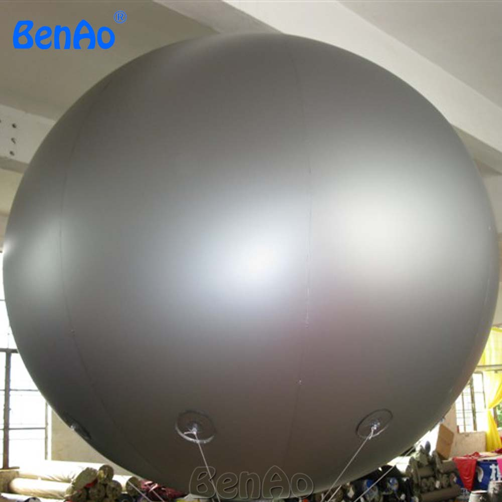 AO058R  2M  sky balloon New Brand Attrative PVC Helium Balloon custom advertising inflatable balloon ao058b 2m white pvc helium balioon inflatable sphere sky balloon for sale attractive inflatable funny helium printing air ball