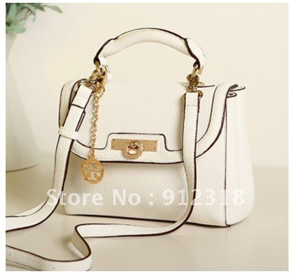 Office Las Elegant White Sling Bag Totes Free Shipping In