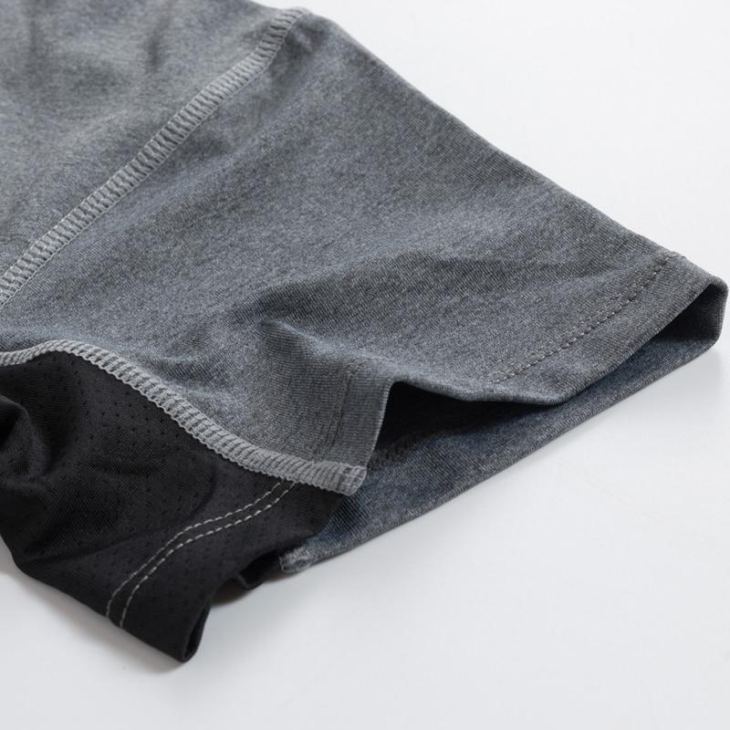 Yd Hot Logo Custom Man's T-shirt Sneldrogend Strakke Fitness top - Sportkleding en accessoires - Foto 5