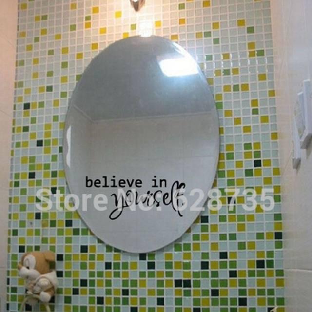 Online Shop Gratis Verzending Verscheidenheid van badkamer spiegel ...