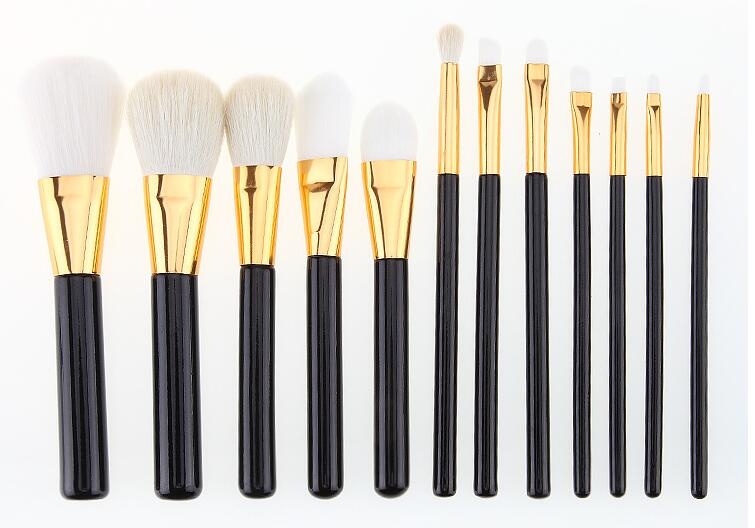 Ordinary Fiber Batt #8: Good Fiber Batt #1: 12pcs Wool Fiber Batt Small Set Of Gold And Silver