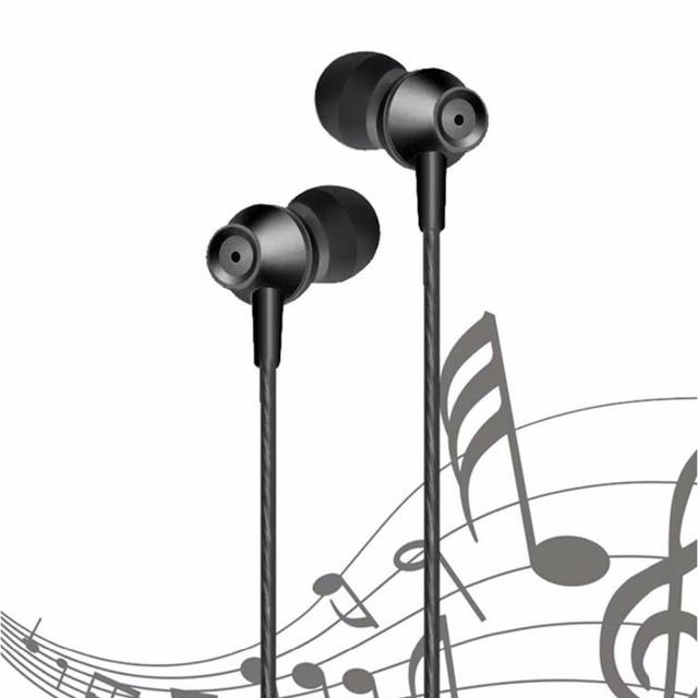 Ptron Hbe9 Earphone Universal Stereo In Ear Earphone With 3 5mm Jack