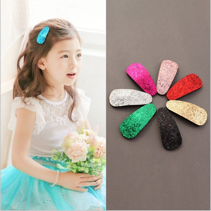 Children's hair accessories baby BB clip hairpin little girl hairpin side clip girl's bangs