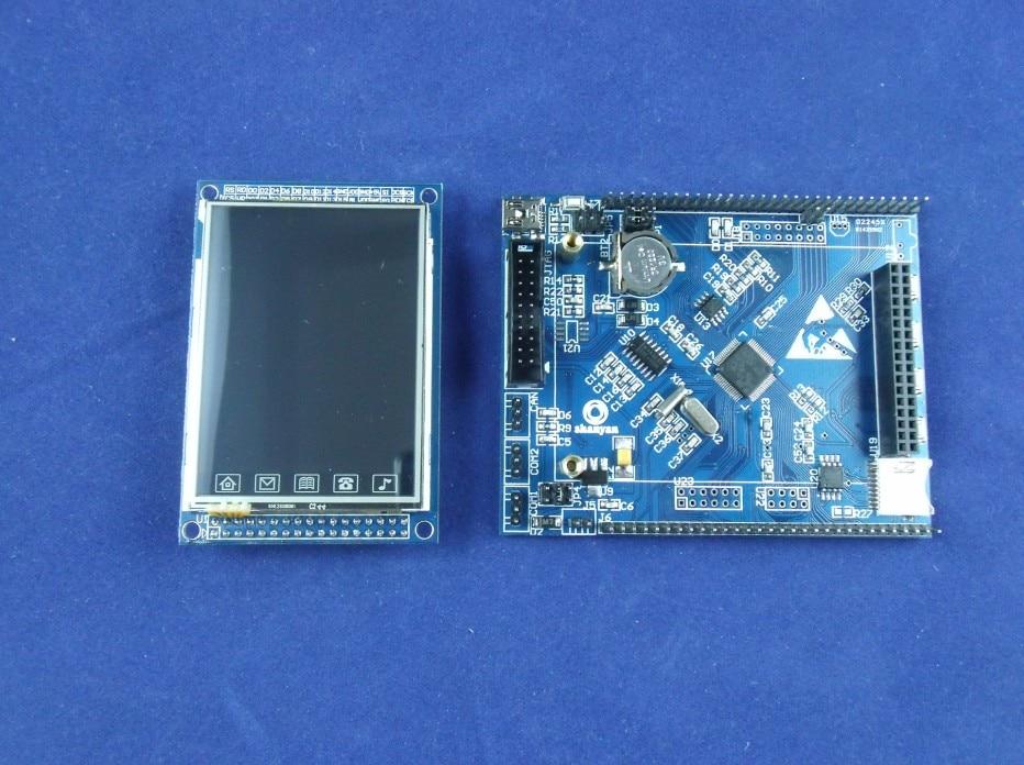 Stm32f103 development board 2.8 tft module learning board m3 cortex development board