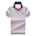 Plus Size Breathable Ralp Men Brand Men Polo Shirt Casual Plaid Cotton Classic Business Men's Polo Shirt Slim Fit Polo Male Wear