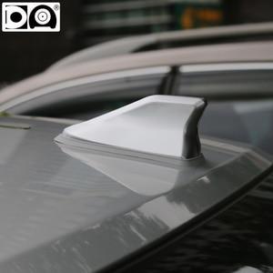 Image 5 - Alerón con forma de aleta de tiburón antenas de radio de coche especiales Antena de automóvil señal más fuerte pintura de Piano para Nissan Qashqai
