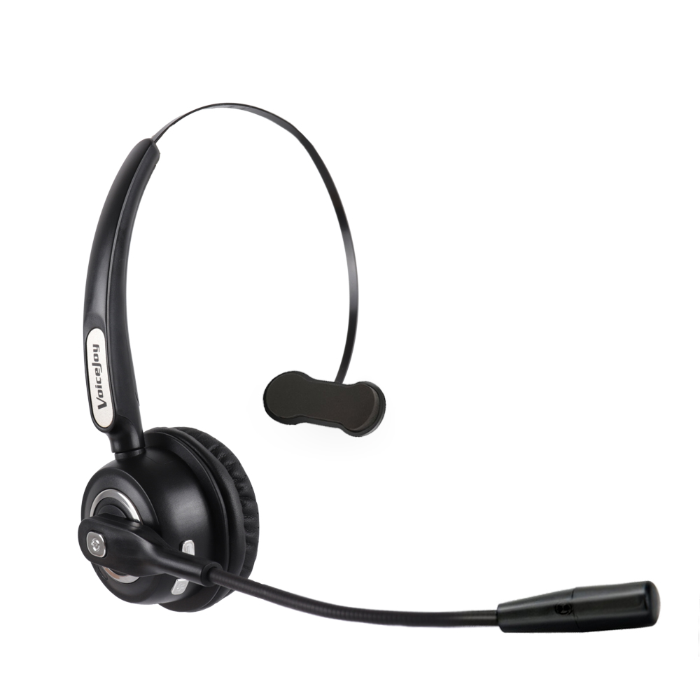Truck Driver Headset Bluetooth Phone Headset With Microphone Office Bluetooth Headset With Noise Canceling Bluetooth Headphones Top Electronic Store