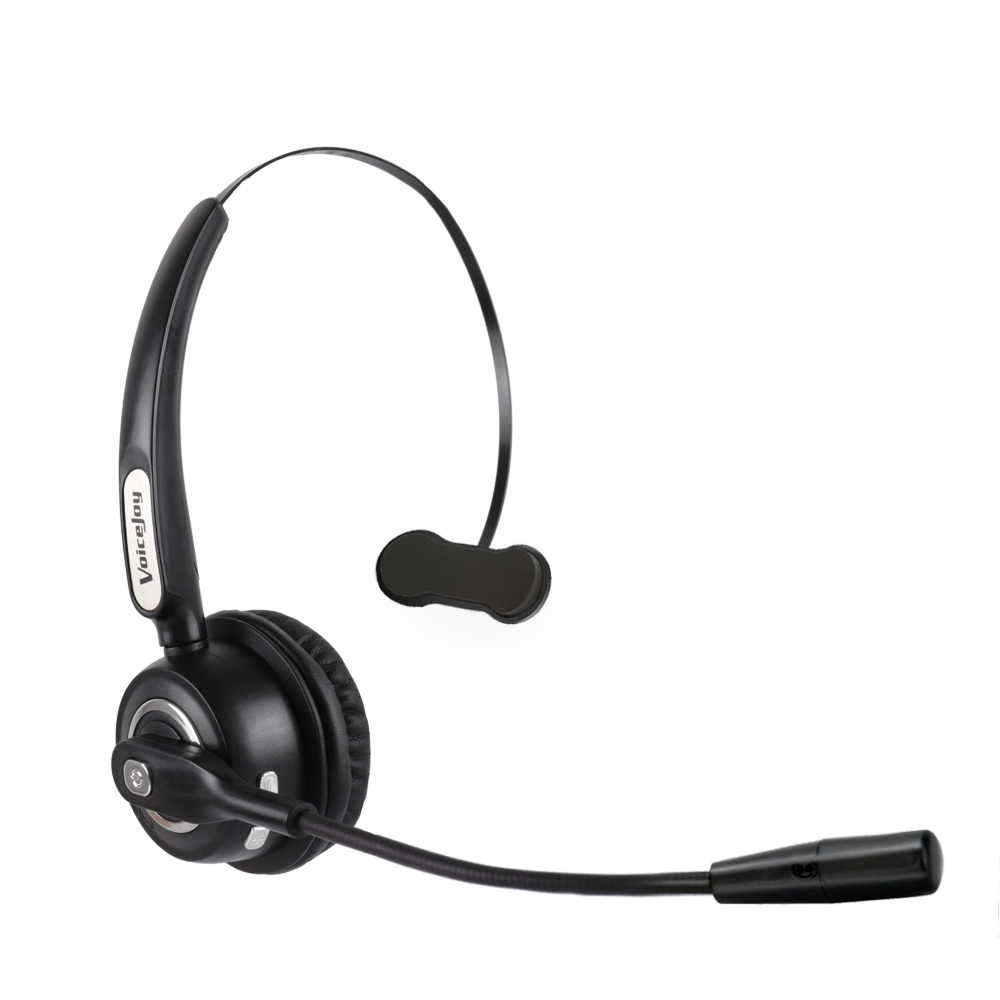 Truck Driver Headset Bluetooth Phone Headset With Microphone Office Bluetooth Headset With Noise Canceling Bluetooth Headphones Ear Pads Ear Pad Replacementreplacement Ear Pads Aliexpress