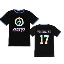GOT7 Gradient Band Member T-Shirts
