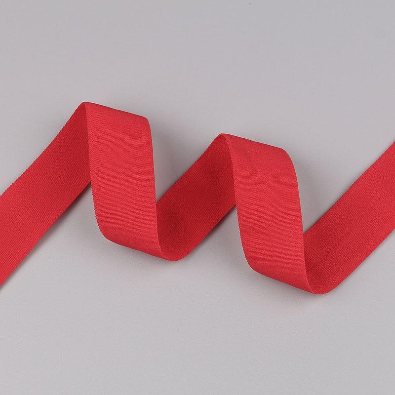 5 ярдов/Лот 20 мм ширина 34 цвета эластичная лента использование для diy аксессуары и одежда галстук лента для волос - Цвет: 05