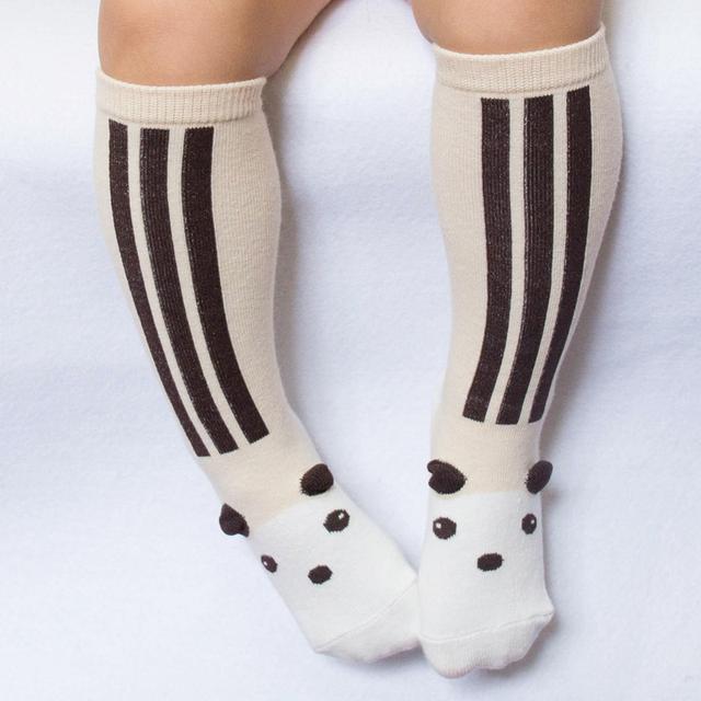 Anti-slip Knee High Socks for Baby