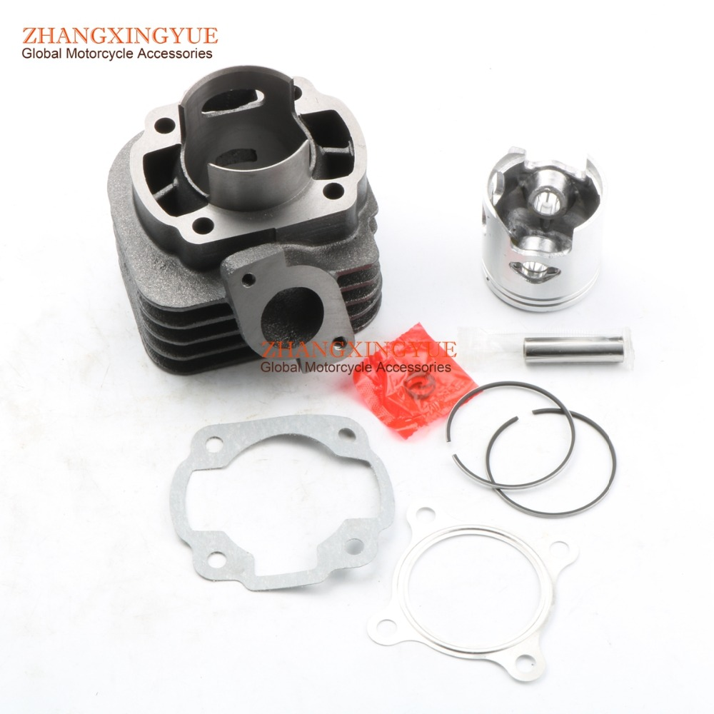 Conscientious 70cc 47mm Big Bore Cylinder For Sym A30-pure 47mm/10mm 2019 Official Engines & Engine Parts