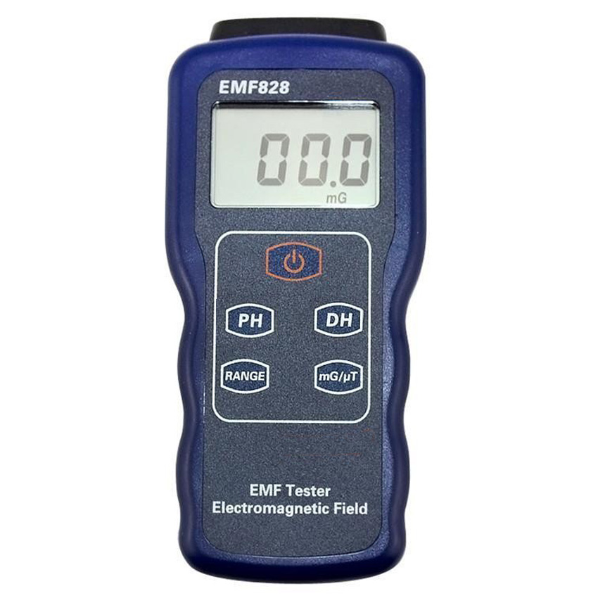 Digital Low Frequency Magnetic Field Intensity Meter Indicator EMF tester Electromagnetic radiation detector 1- 4000mG