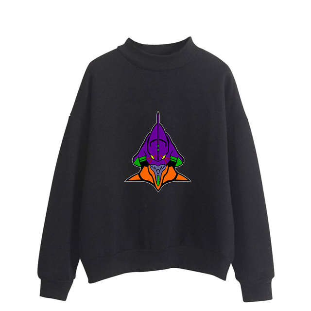 NEON GENESIS EVANGELION clothing boys hoodies for men Hoodies women sweatshirts hoodies men hoodies pullover size XXS 4XL