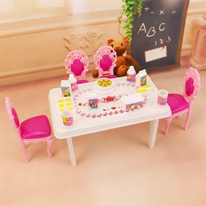 online kaufen großhandel barbie esstisch aus china barbie esstisch
