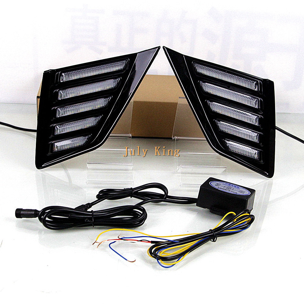 99 Buick Regal Gs: Aliexpress.com : Buy LED Daytime Running Lights Case For