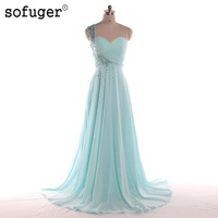 2016 New Arrival Elegant Prom Dress Floor Length Sleeveless V Neck Mermaid Lace Vestido De Festa