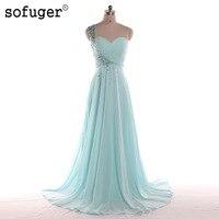 2016 New Arrival Elegant Prom Dress Floor Length Sleeveless V Neck Mermaid Lace Vestido De Festa