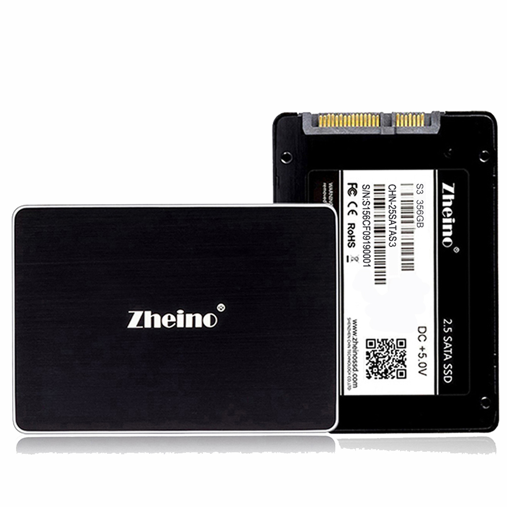 все цены на Zheino SSD SATAIII S3-256GB internal solid state hard drive SATAIII ssd for Desktop Laptop PC онлайн