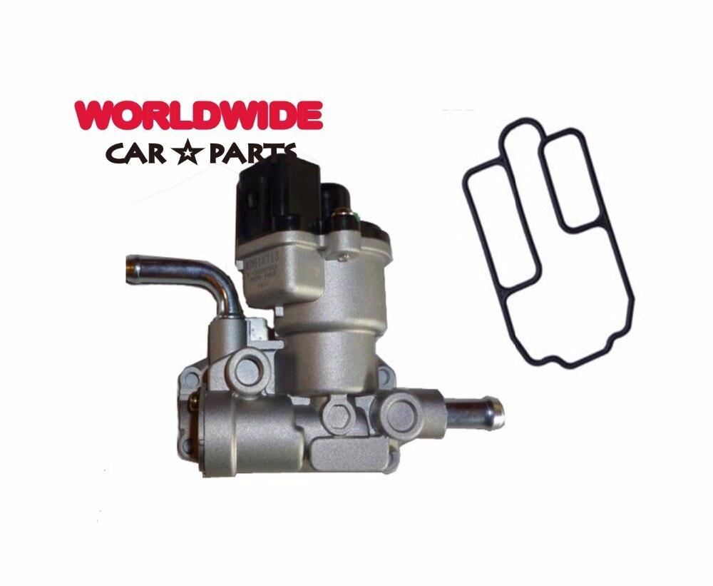 Conjunto de válvula de CONTROL de aire de envío gratis IACV IAC para  Mitsubishi 4G63 MD614713