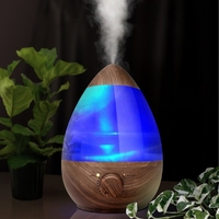 2 3 L Essential Oil Ultrasonic Home Aroma Humidifier Air Diffuser Purifier New