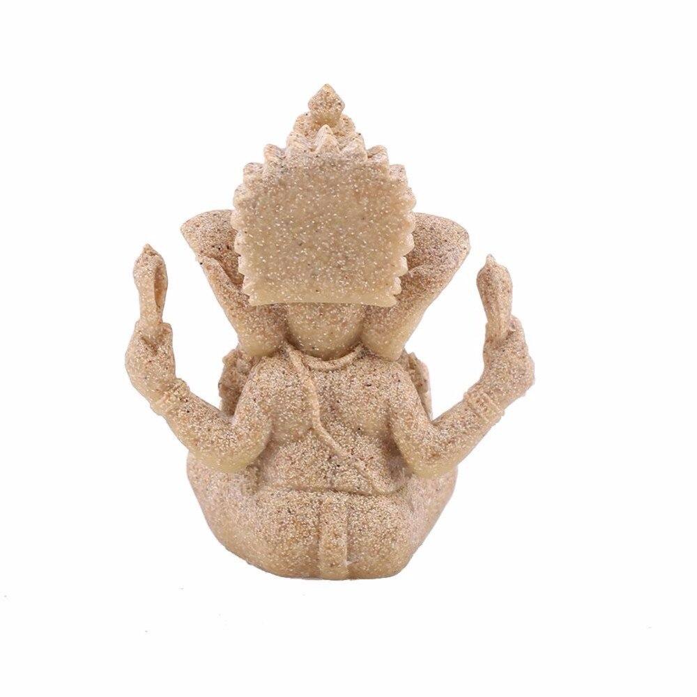 Sandstone Ganesha Statue 3