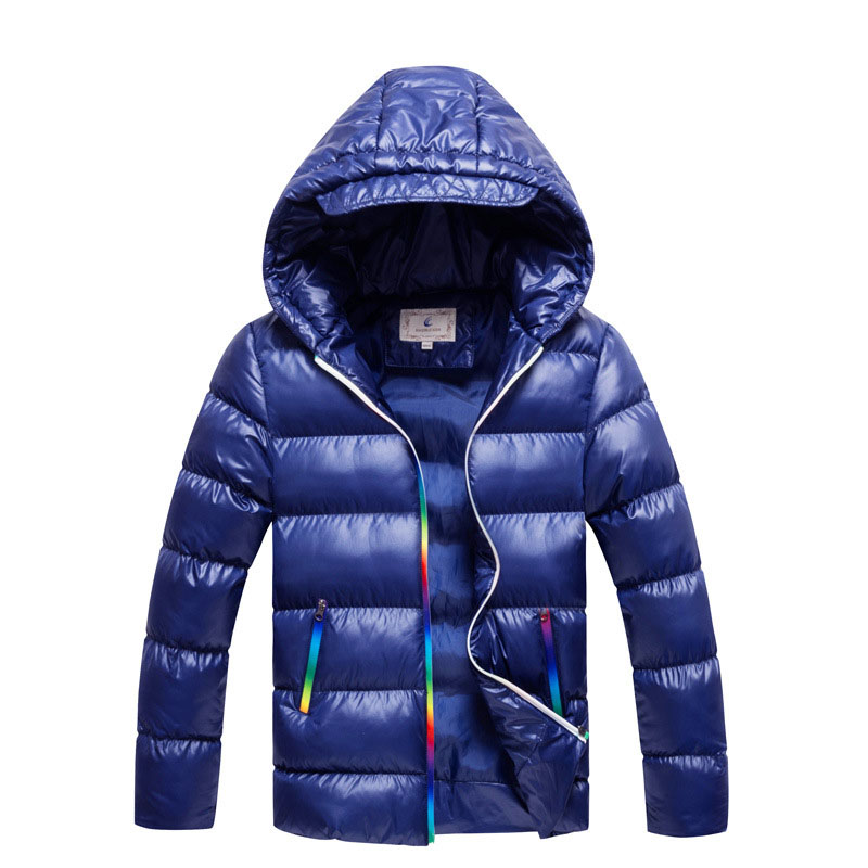 Boys Winter Coat Warm Padded Jacket 2017 New High Quality Thick Hooded Parkas Boys Outerwear Coat Fashon Big Boys Clothes DQ663 children winter coats jacket baby boys warm outerwear thickening outdoors kids snow proof coat parkas cotton padded clothes