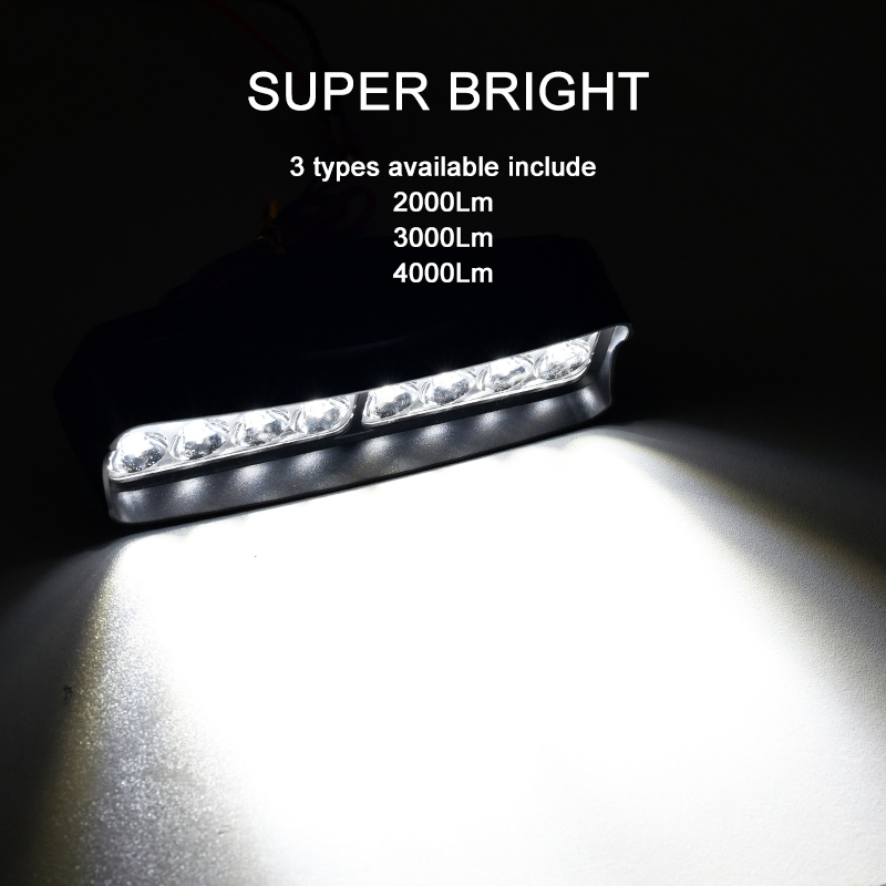 CNSUNNYLIGHT Car LED Headlight 10W 15W 20W White Auto Work Driving Spotlight 4X4WD Offroad Moto Fog Light Motorcycle Accessories (2)