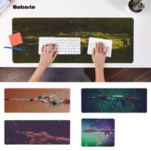 Babaite Hot Sales CSGO Gamer  Laptop Computer Mousepad Free Shipping Large Mouse Pad Keyboards Mat