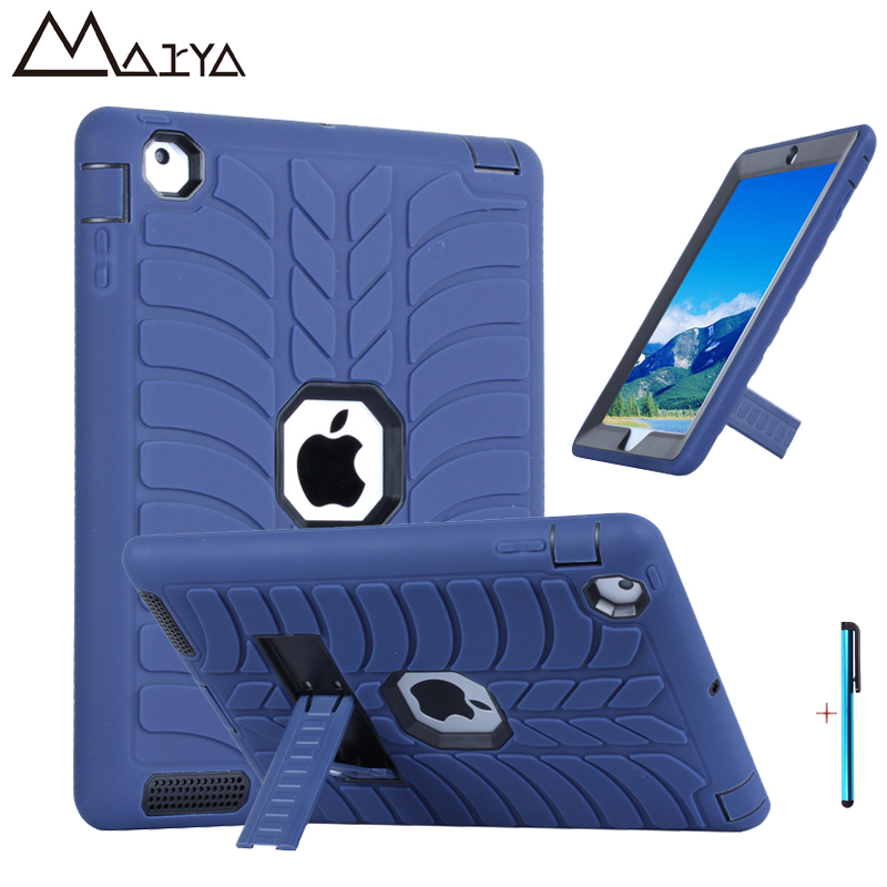 Case For iPad 2 3 4 Resistance Kids Baby Safe Shockproof Heavy Duty Armor Silicone Hard Tablet Case Cover For iPad 2 3 4 Case 97 for ipad 2 ipad 3 ipad 4 case kids safe shockproof heavy duty rubber hybrid armor hard case cover stylus