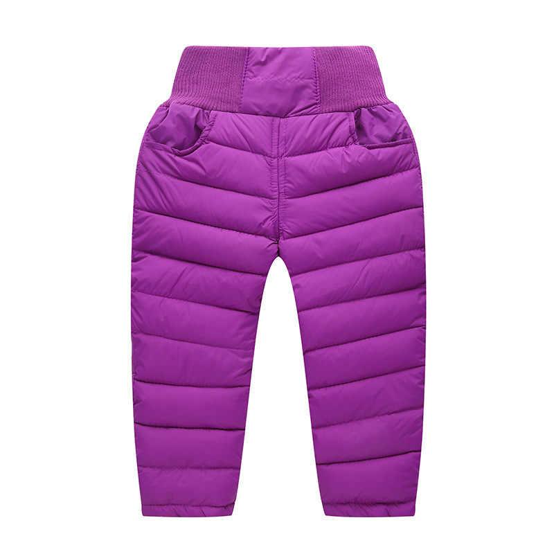 a66362de4 Detail Feedback Questions about Winter Children s Pants Kids Down ...