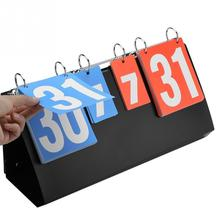 Portable 4-Digit Sports Competition ScoreBoard for Table Tennis Basketball Badminton Football Volleyball Score Boards