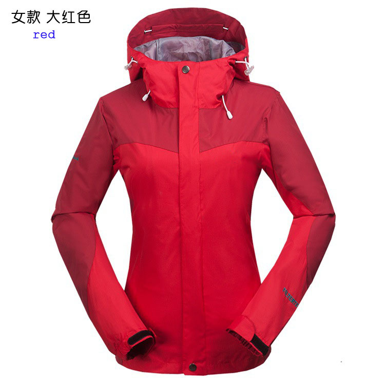 2018 Autumn Woman Coats Clothes Fashion Patchwork Waterproof Women Coat Men's Jacket Free Shipping