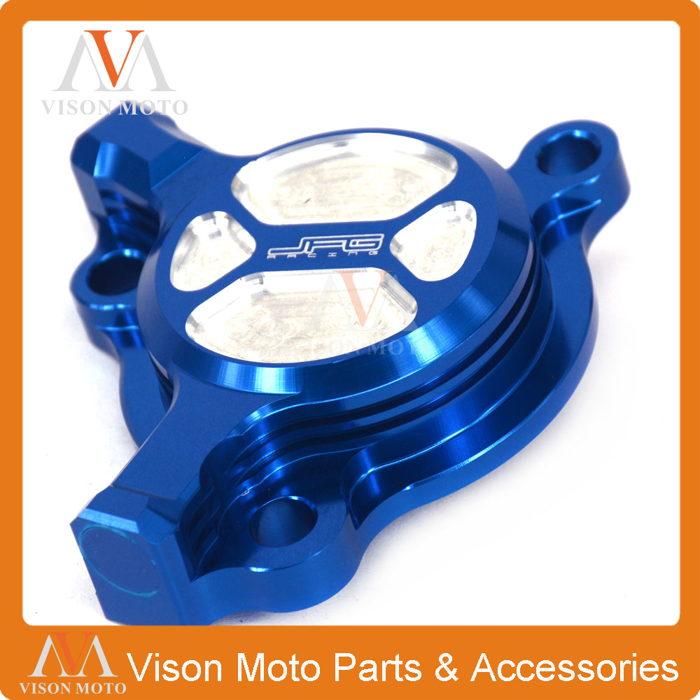 CNC Billet Oil Filter cap Cover For Yamaha YZ250F 03-13 03 04 05 06 07 08 09 10 11 12 13 WR250F 03-14 YZ450F 03-09 WR450F 03-15