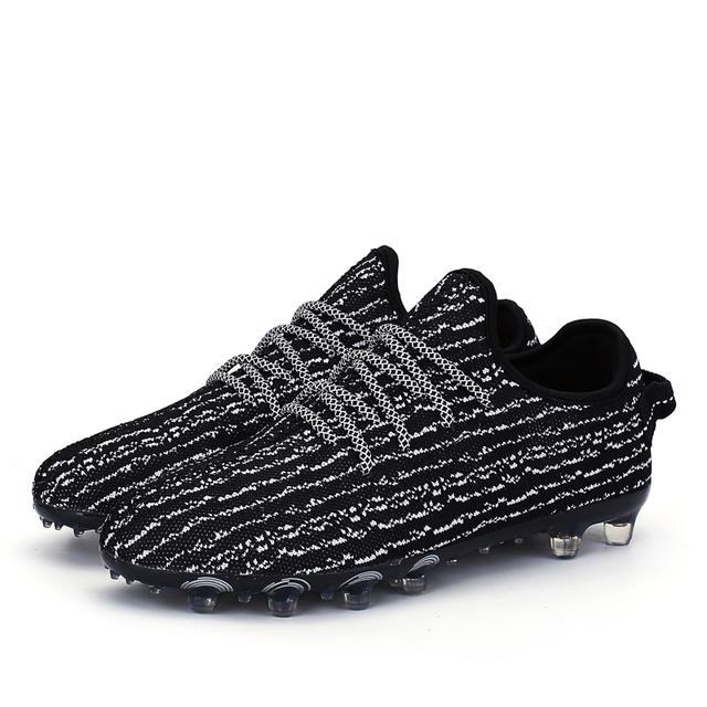 Long Spike Broken Nails Football Boots