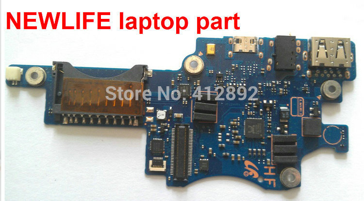 original Amor2 13 Right SUB BA92 09391A for 900X3B 900X3D 900X3E series USB Audio LAN Board