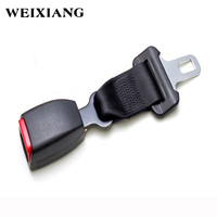 E4 Camlock 2 45cm Car Seat Belt Extender Automotive Seatbelts Extension Safety Belts Clip Extenders For