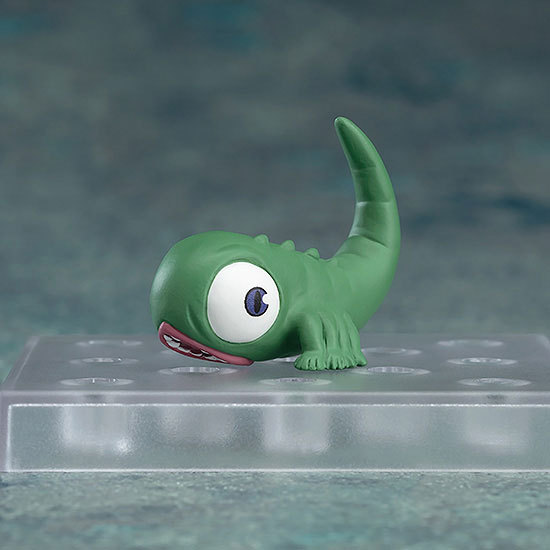 Kawaii Smiling Nendoroid Toy