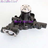 Water Pump With Gasket for Komatsu Excavator PC45R 8 PC58UU 4D84 PC30 PC40 PC28