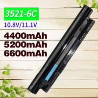 11.1V Battery for Dell 24DRM 312 1387 312 1390 0MF69 For VOSTRO 2521 2421 For Inspiron 15R 5521 15 3521 14 3421 17R 5721 17 3721