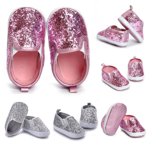Baby Girl Pre-walkers Winter Booties Infant Toddler Newborn Shoes 0-18M First Walkers